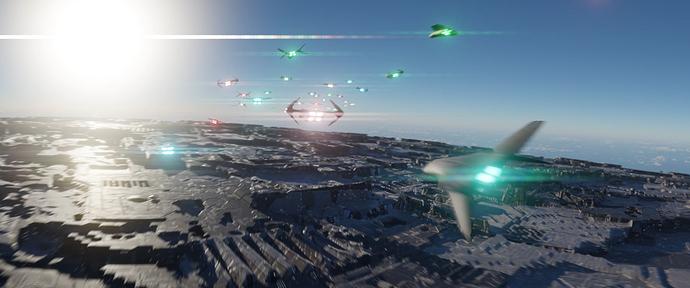 Imminent War screenshots 07