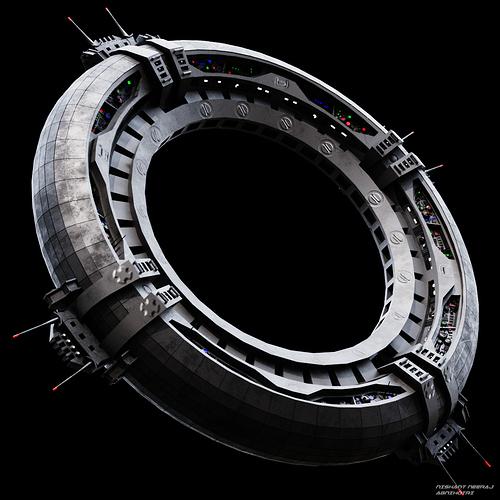 Ring ship 2