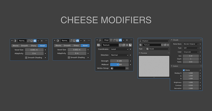 say-chesse-modifiers