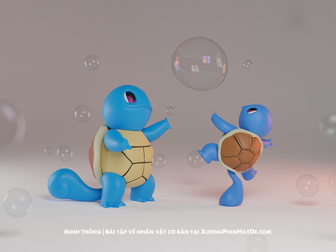 MinhThong_Poke_Squirtle