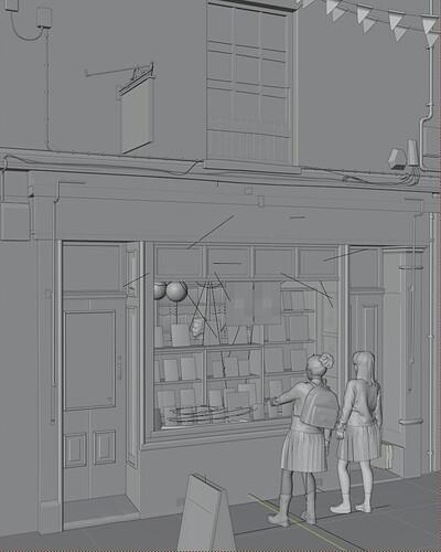 Bookshop in Ely - UK - MESH