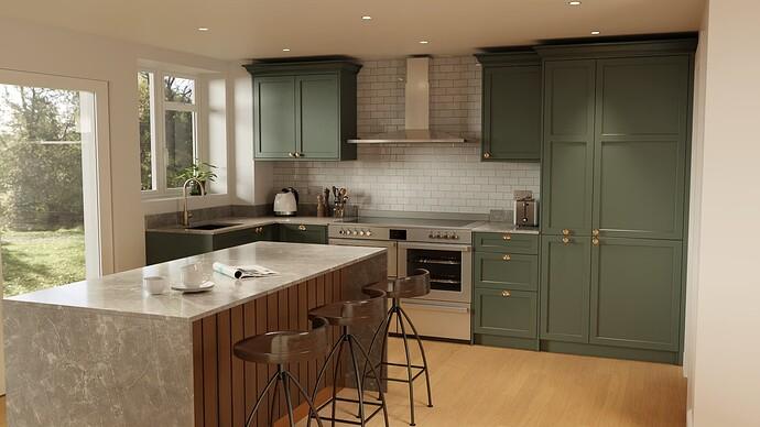 28 Prospect Place - Kitchen - Render 2 - Edit