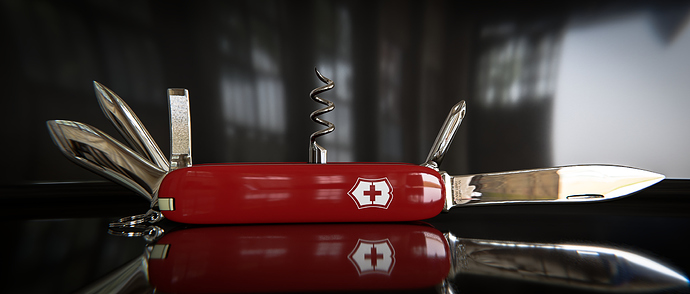 RayVelcoro: Swiss Army Knife