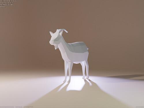 grand daddy goat