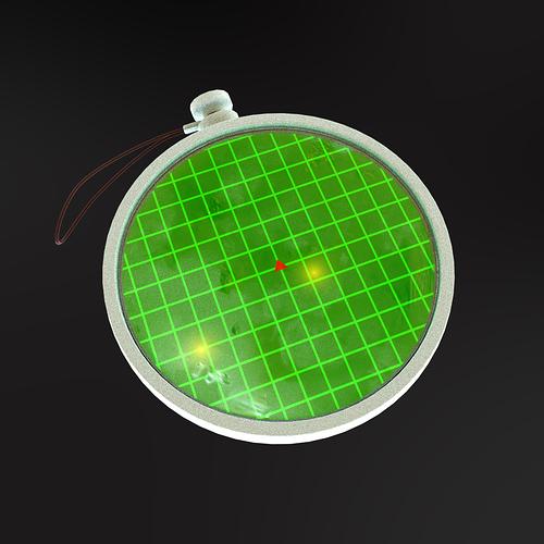 Dragonball-radar