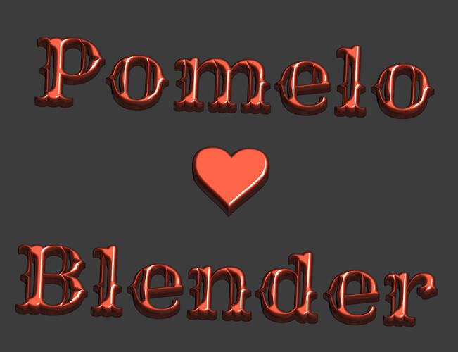 pomelo-blender
