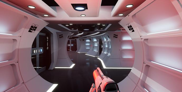 NCC-1701-Enterprise_UnrealEngine_wip09