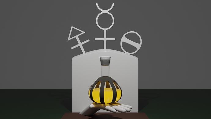 Elixir Of Life - WIP
