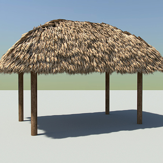 Palapa-Roof-test