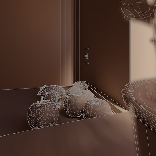 DramaticApartment_ClayRender2_ClayWire