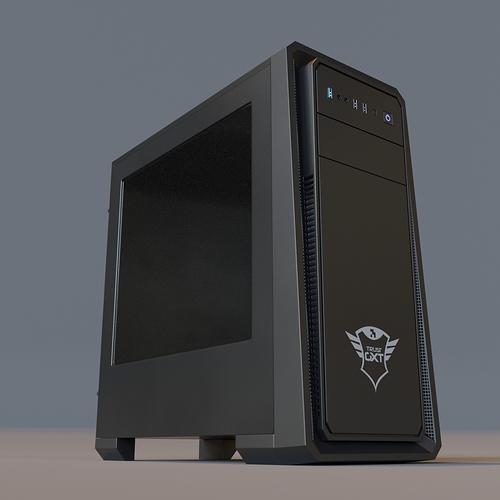 PC Render 4