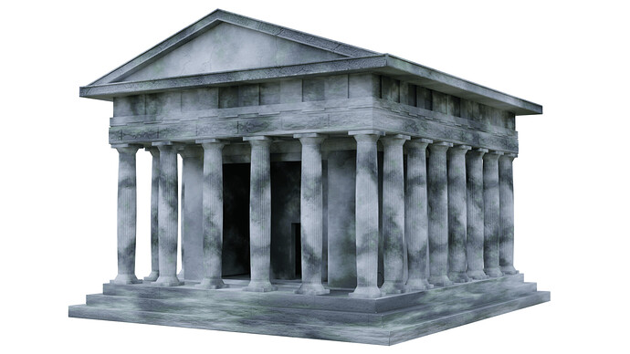 Greek_Building Old Cycles 2-min