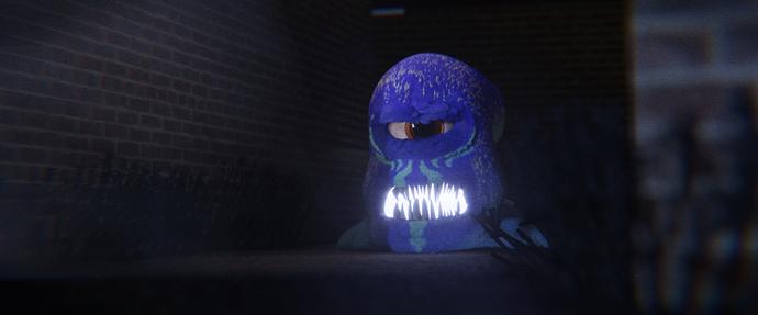 Alien-thing