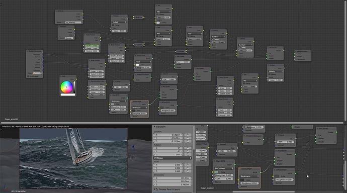 Sailboat-material-ocean-complete