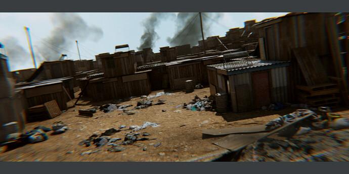 the 3rd world - shanti favela squatter informal settlement_001