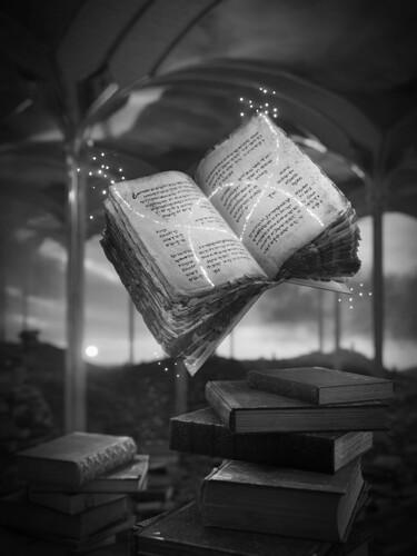 Magic Book Entry-06-black n white