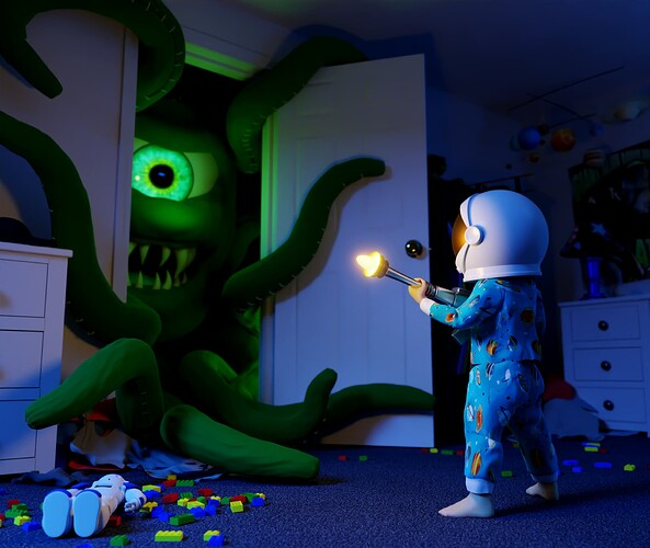 Monster-in-the-Closet