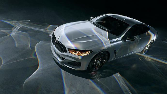 BMW 8 - Caustic   Dispersion experiments (2)