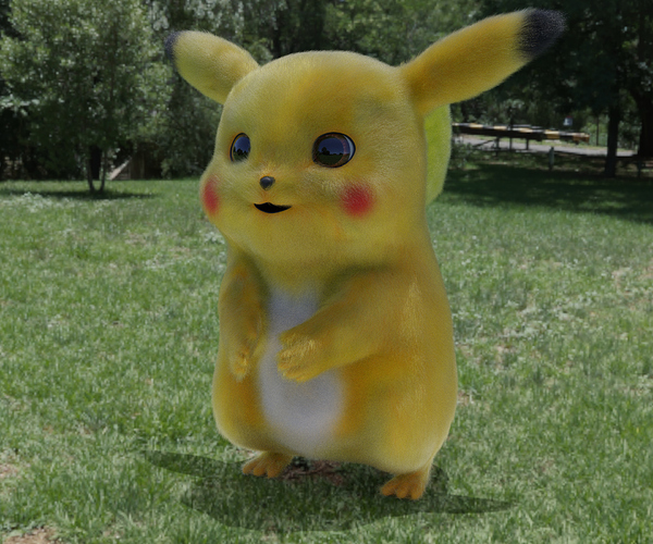 picachu%20in%20the%20park