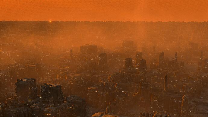 greeble city no subdiv