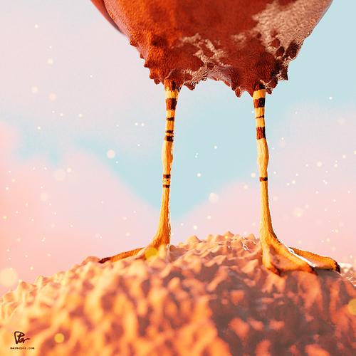 Rupert_the_Bird_MarkoPor_2