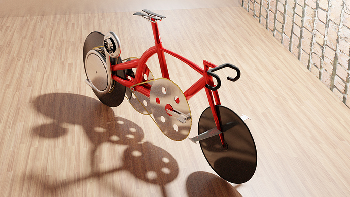 Mach_4 Bicycle
