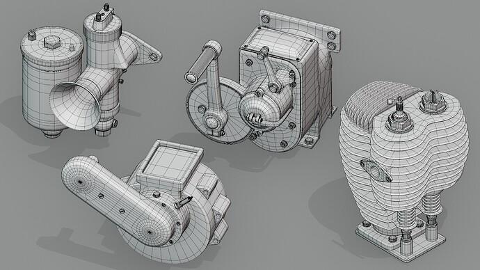 Mechanica_Kitbash_Vol_2_Wireframe_008