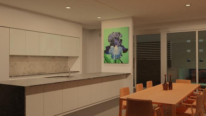 Spenser House Kitchen 3