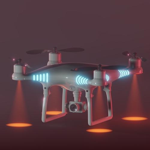 eevee drone