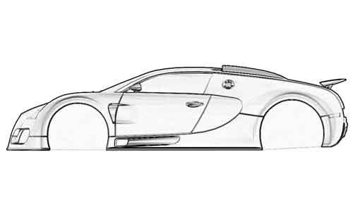 Bugatti Veyron Works In Progress Blender Artists Community