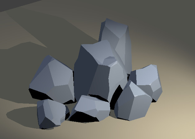 Addon] LowPoly Rock - Released Scripts and Themes - Blender