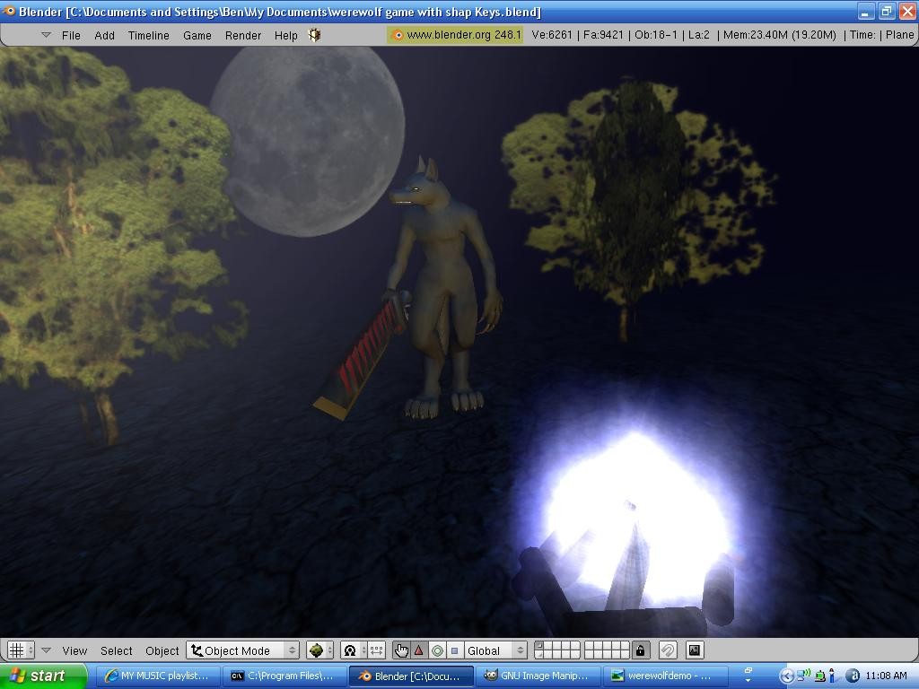 Werewolf Game Need Help Works In Progress And Game Demos - Docu games