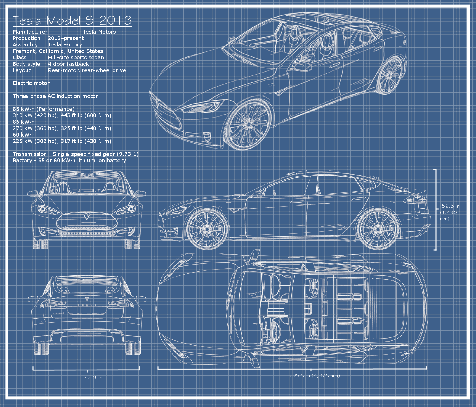 Freestyle model s blueprint finished projects blender artists modelsblueprint2g1630x1392 914 kb malvernweather Gallery