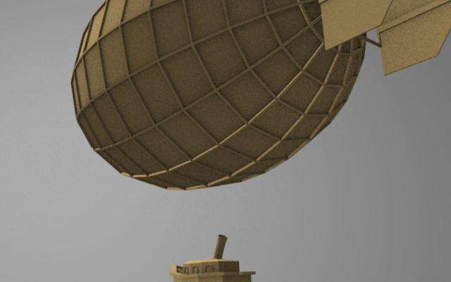 Zeppelin - Works in Progress - Blender Artists Community