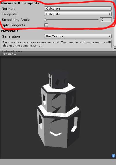 Unity 3 4 2 FBX Importing - Other Software - Blender Artists