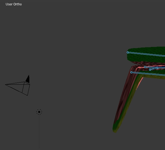 Mesh 'Body' has 22 (out of 6884) vertices with no weight and bone