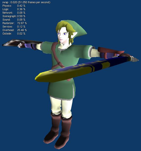 The Legend of Zelda: MBM (Stallord video on page 2) - Game