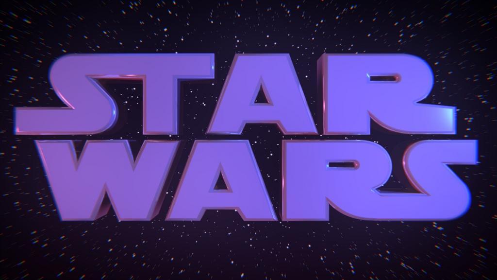 Star Wars Logo - Focused Critiques - Blender Artists Community