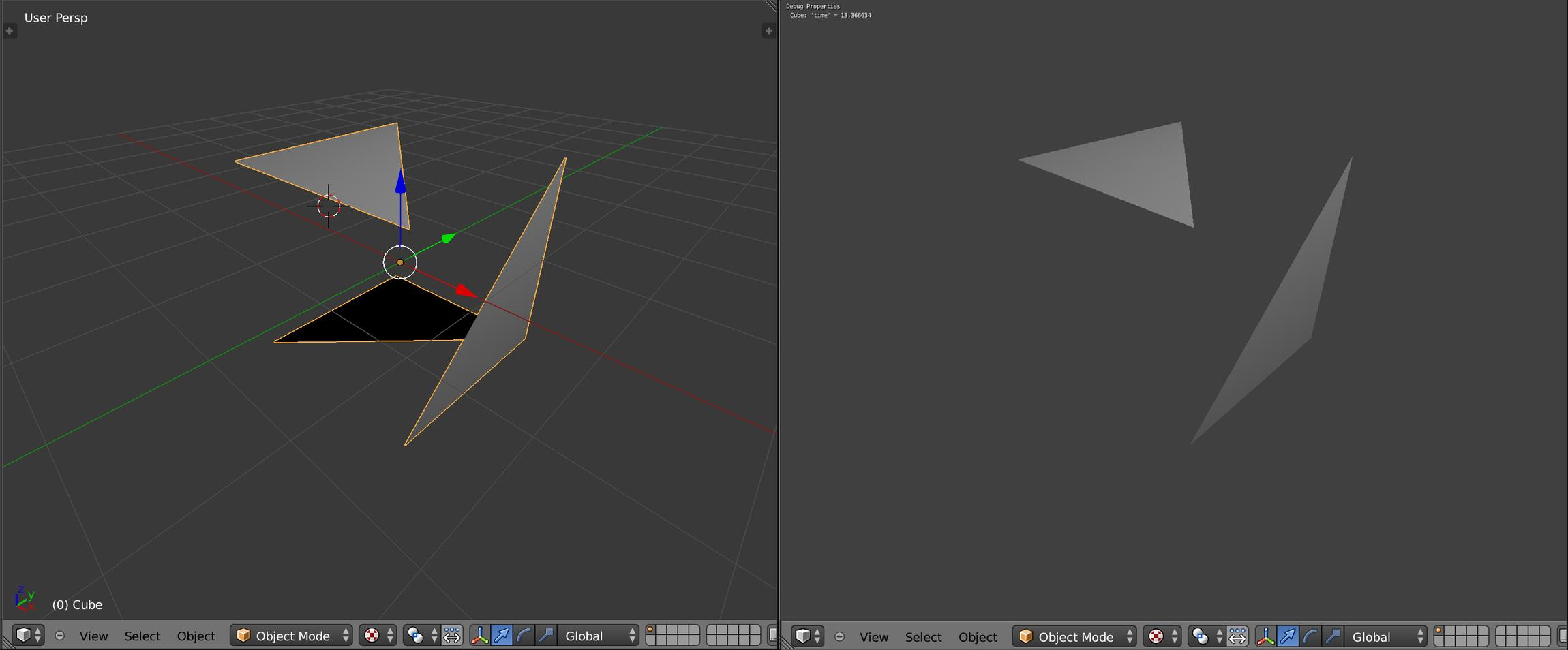 Patch for simple geometry shader support via Python - Game Engine