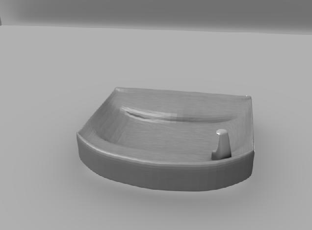 Bellr10kcad Water Fountain Pan Works In Progress Blender Artists
