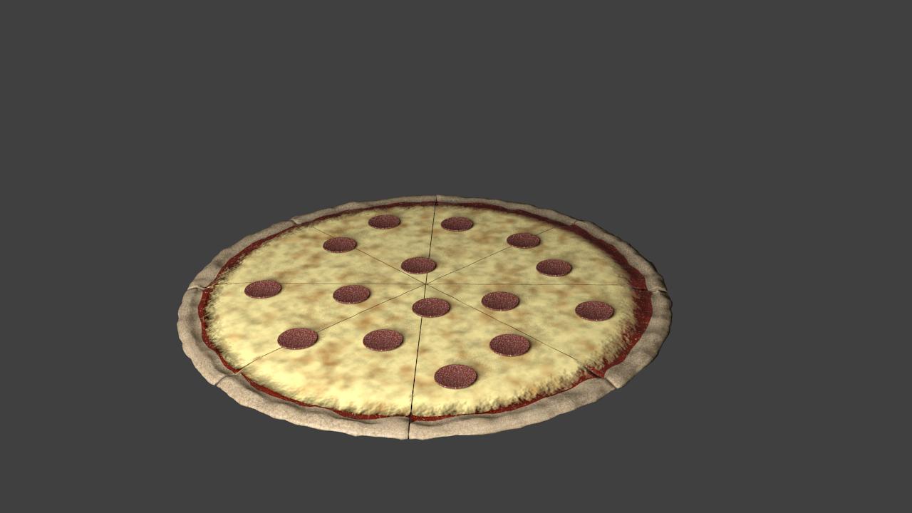 Pizza - Works in Progress - Blender Artists Community