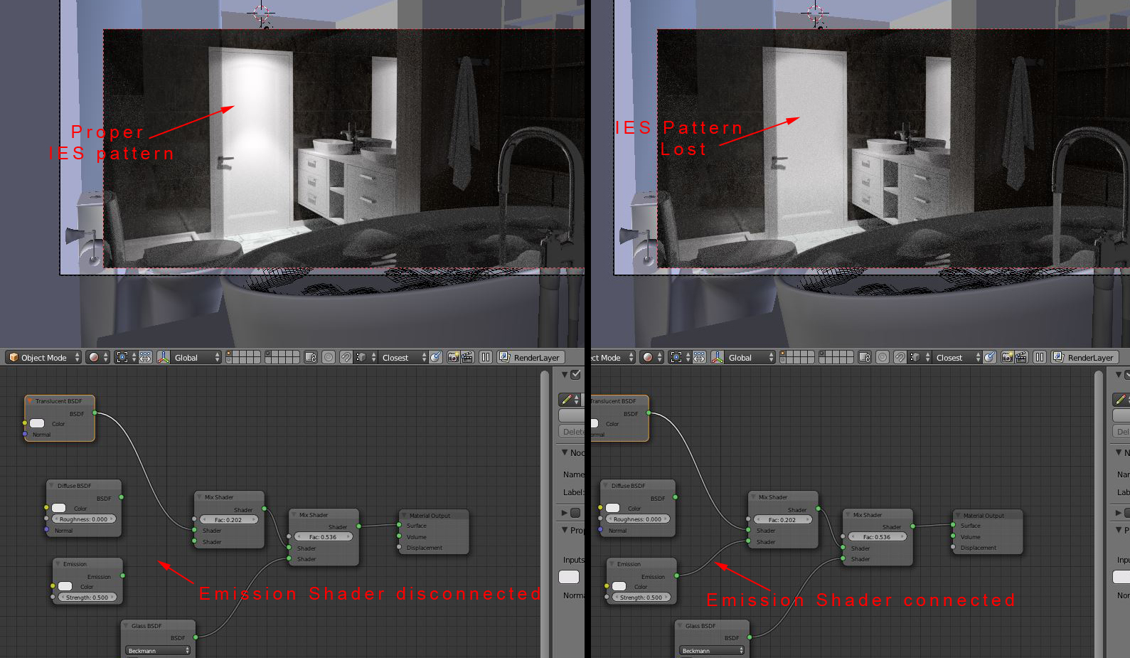 IES Lamps to Cycles - Released Scripts and Themes - Blender Artists