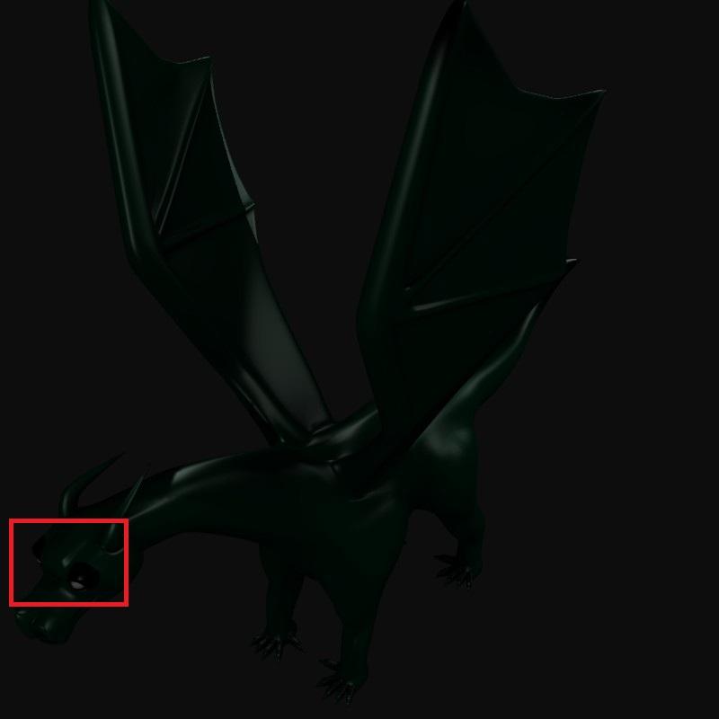 Black spots in render? - Works in Progress - Blender Artists