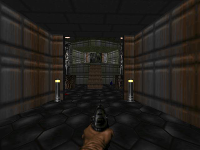 Doom map remake ( WIP ) - Works in Progress - Blender