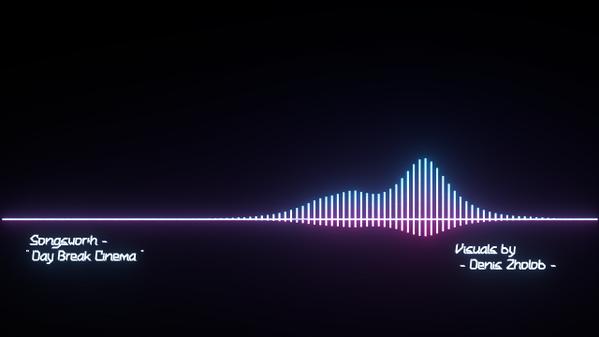 Audio Visualiser Add-On for Blender - Python Support