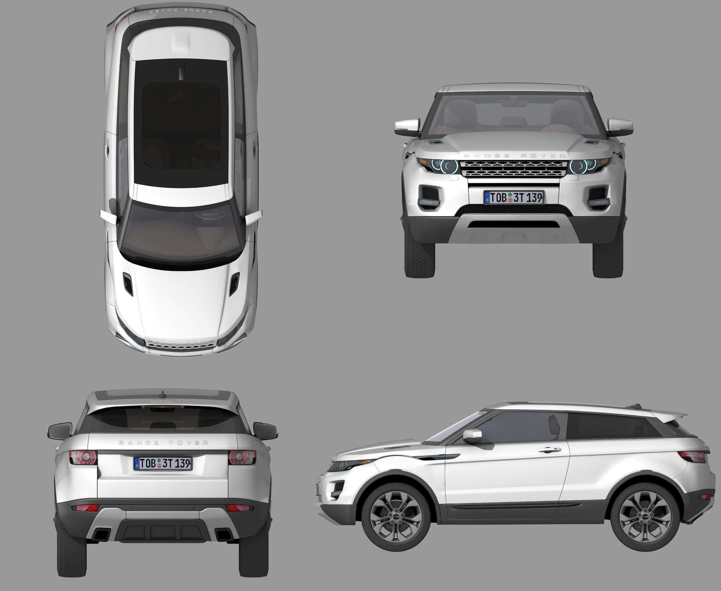 Range rover evoque finished projects blender artists community rreg2300x1887 217 kb malvernweather Gallery