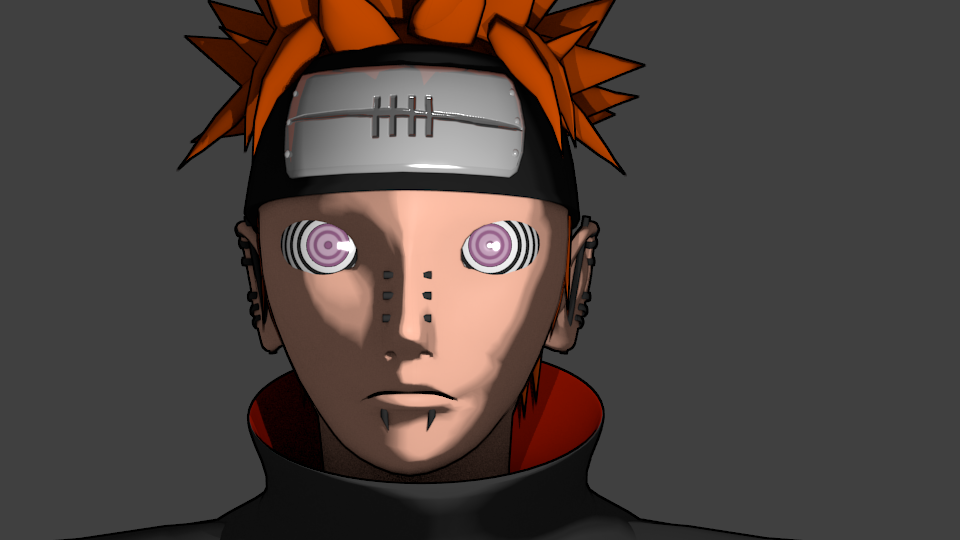 tendo pain naruto works in progress blender artists community