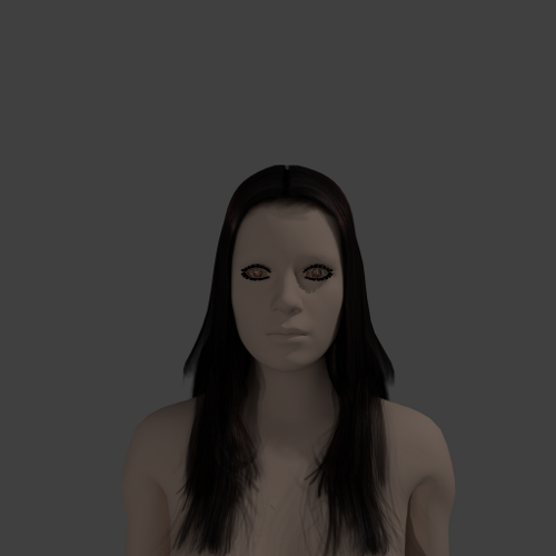 Makehuman character in Blender Cycles - Other Software