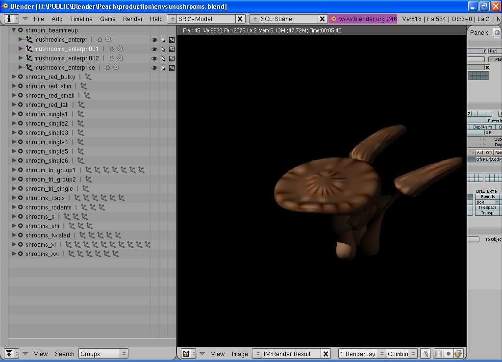 Have you found the Enterprise in BBB? - Off-topic Chat - Blender ...