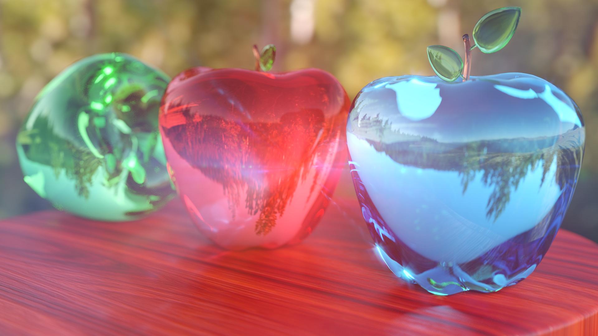 ювелирными картинки стеклянные яблоки кто